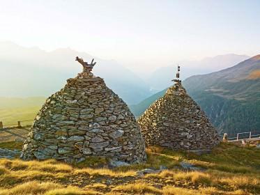 Cröt, Sassal Masone, Berninapass, Graubünden